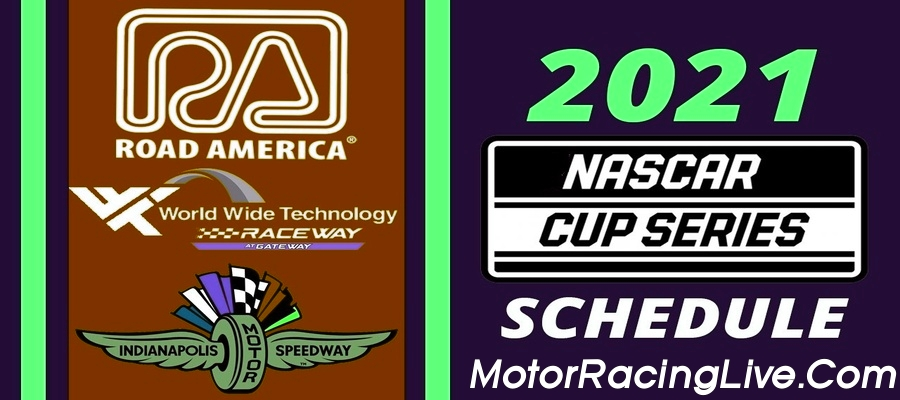2021 Cup Series Fixtures Announced