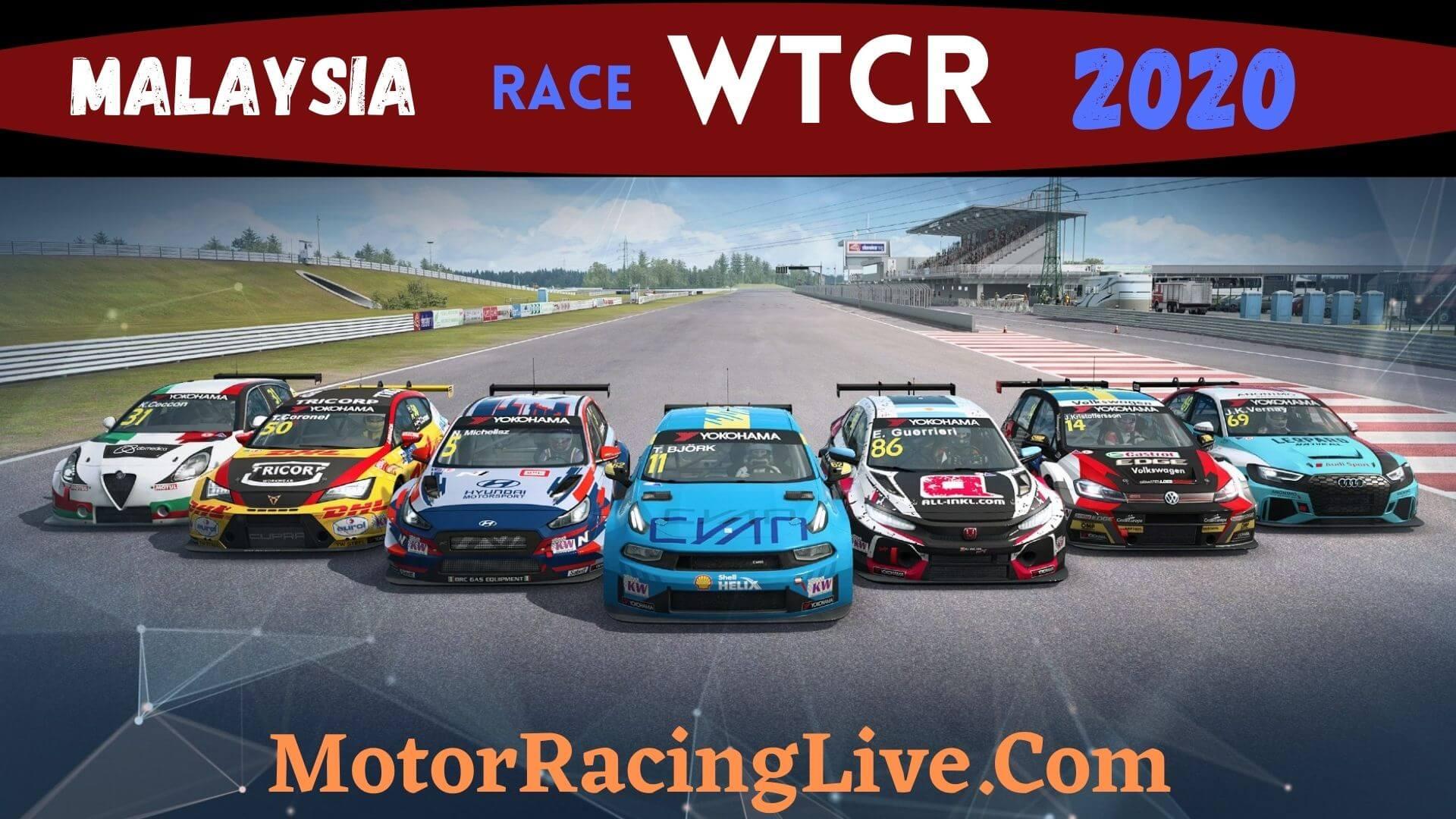 Malaysia Live Stream 2020 | WTCR