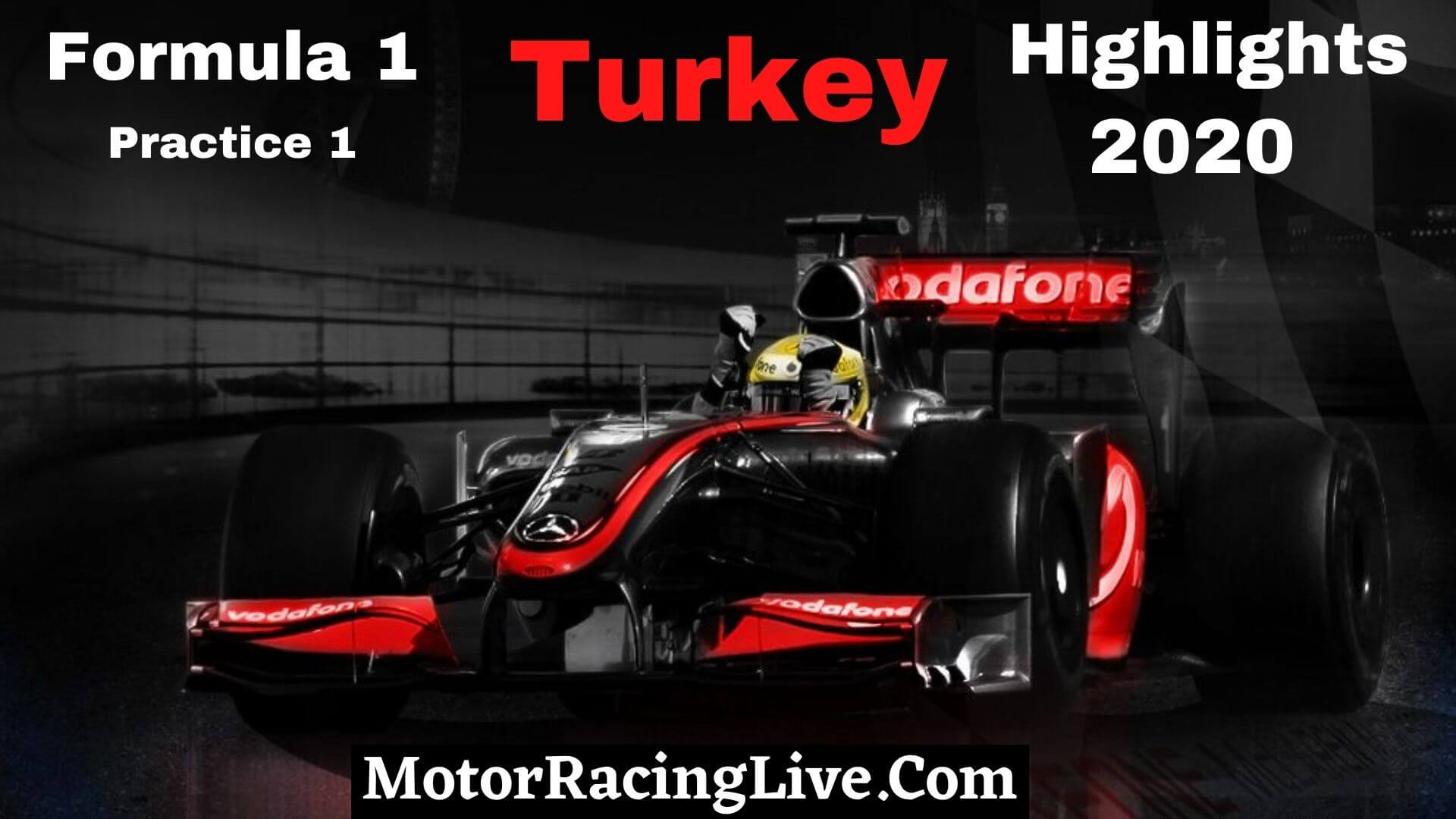 F1 Practice 1 Turkey GP 2020 Highlights
