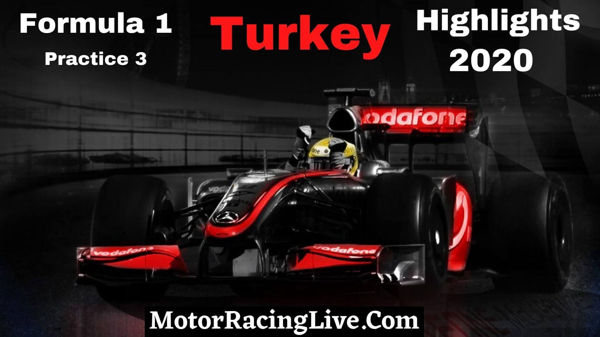 F1 Practice 3 Turkey GP 2020 Highlights