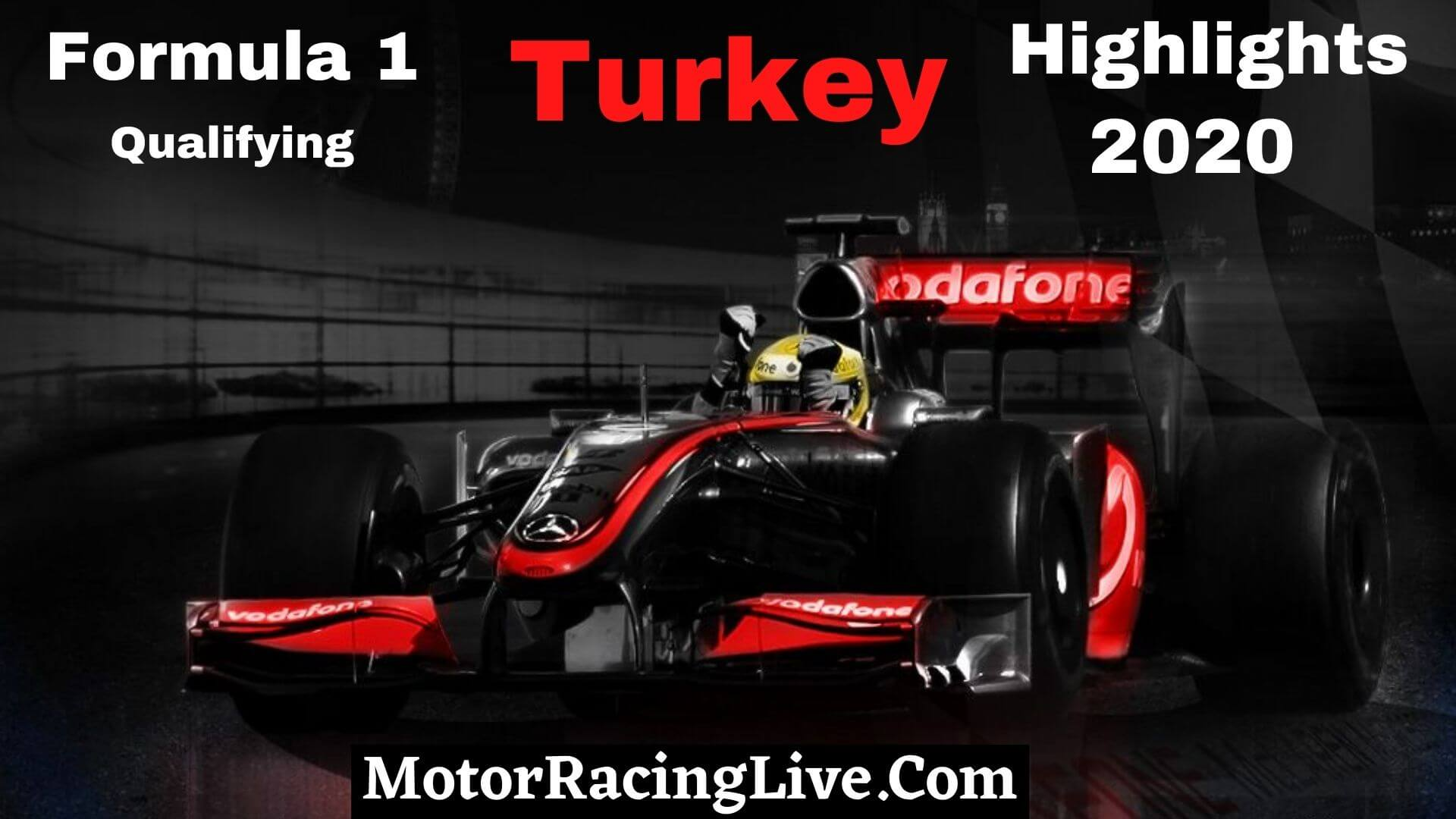 F1 Qualifying Turkey GP 2020 Highlights