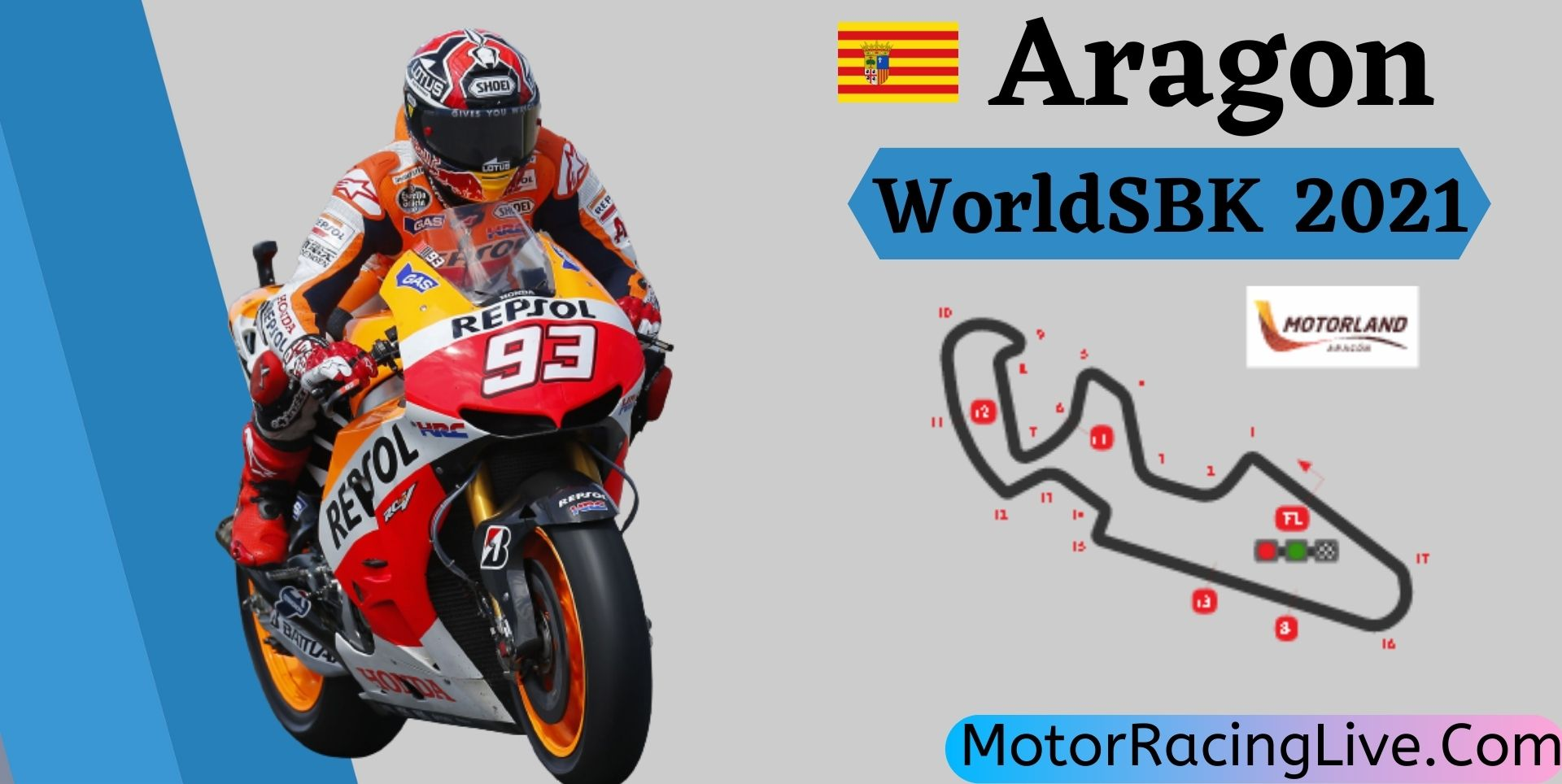 Aragon WorldSBK Live Stream 2021 | Round 1