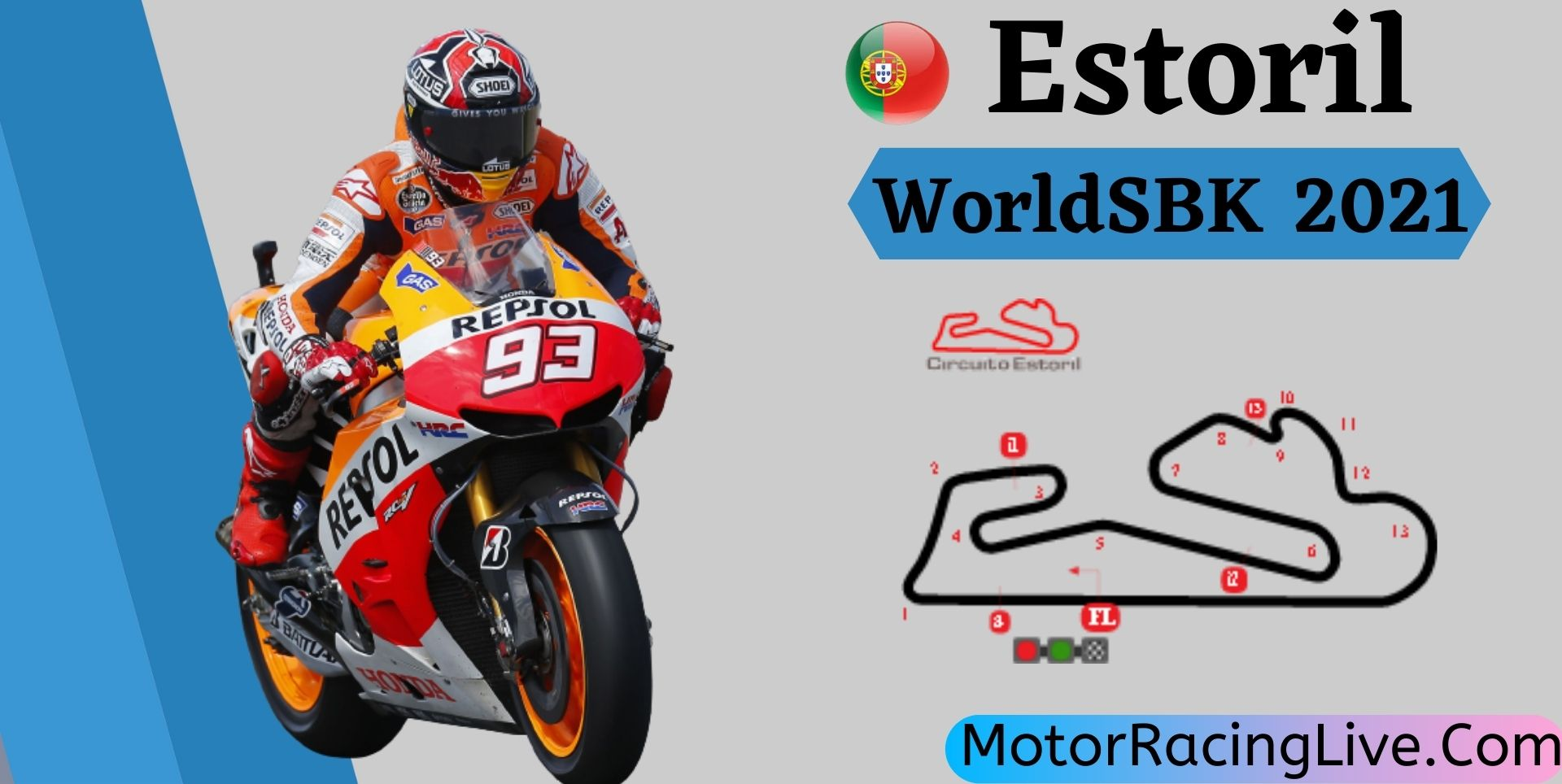 Estoril WorldSBK Live Stream 2021 | Round 2