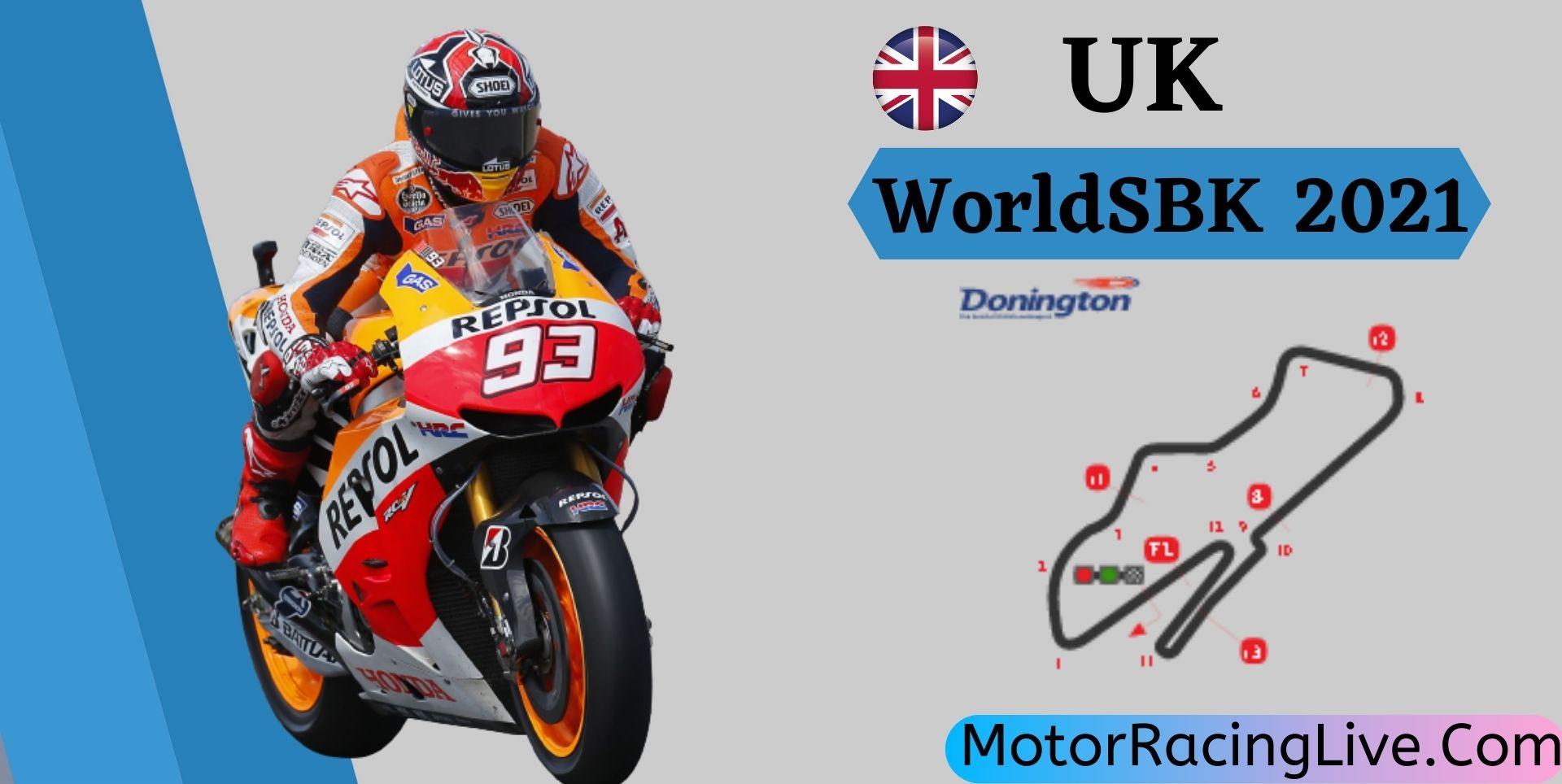 UK WorldSBK Live Stream 2021 | Round 4