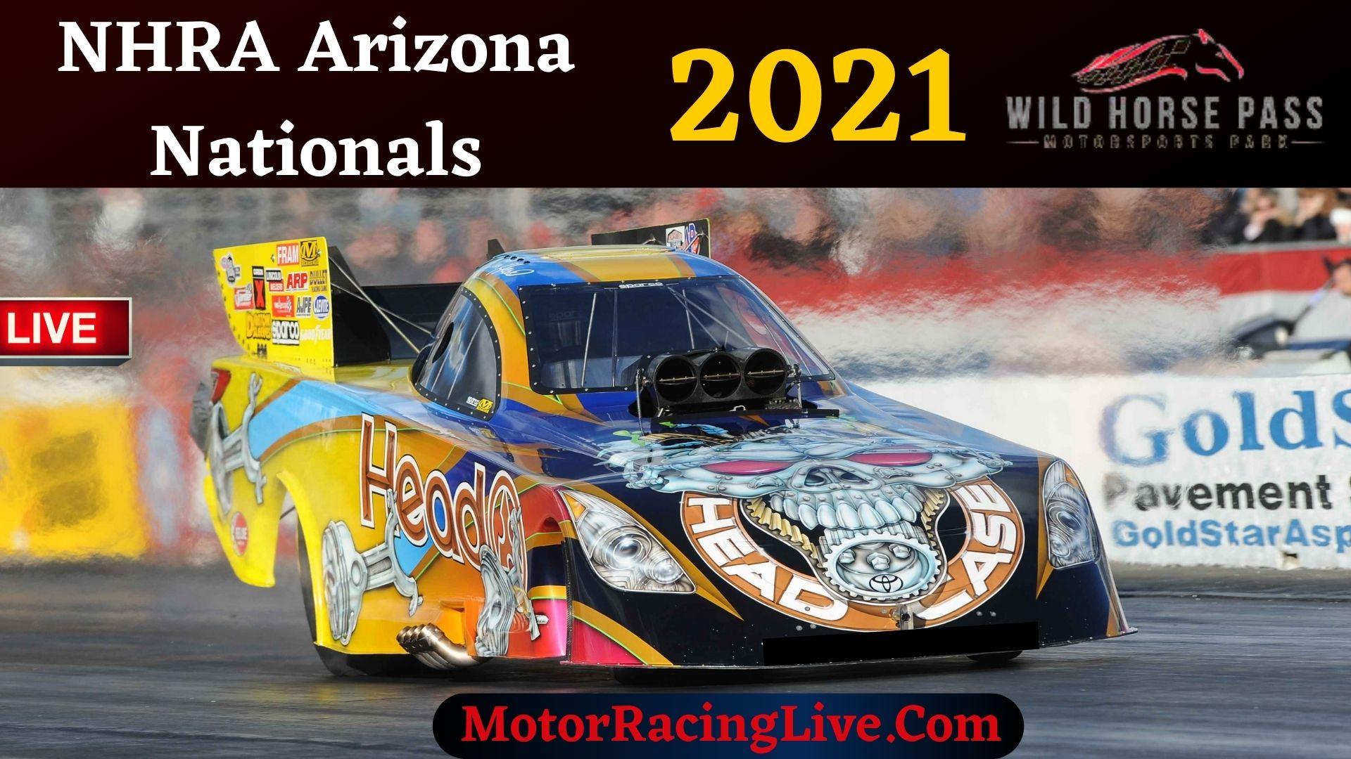 NHRA Arizona Nationals 2021 Live Stream