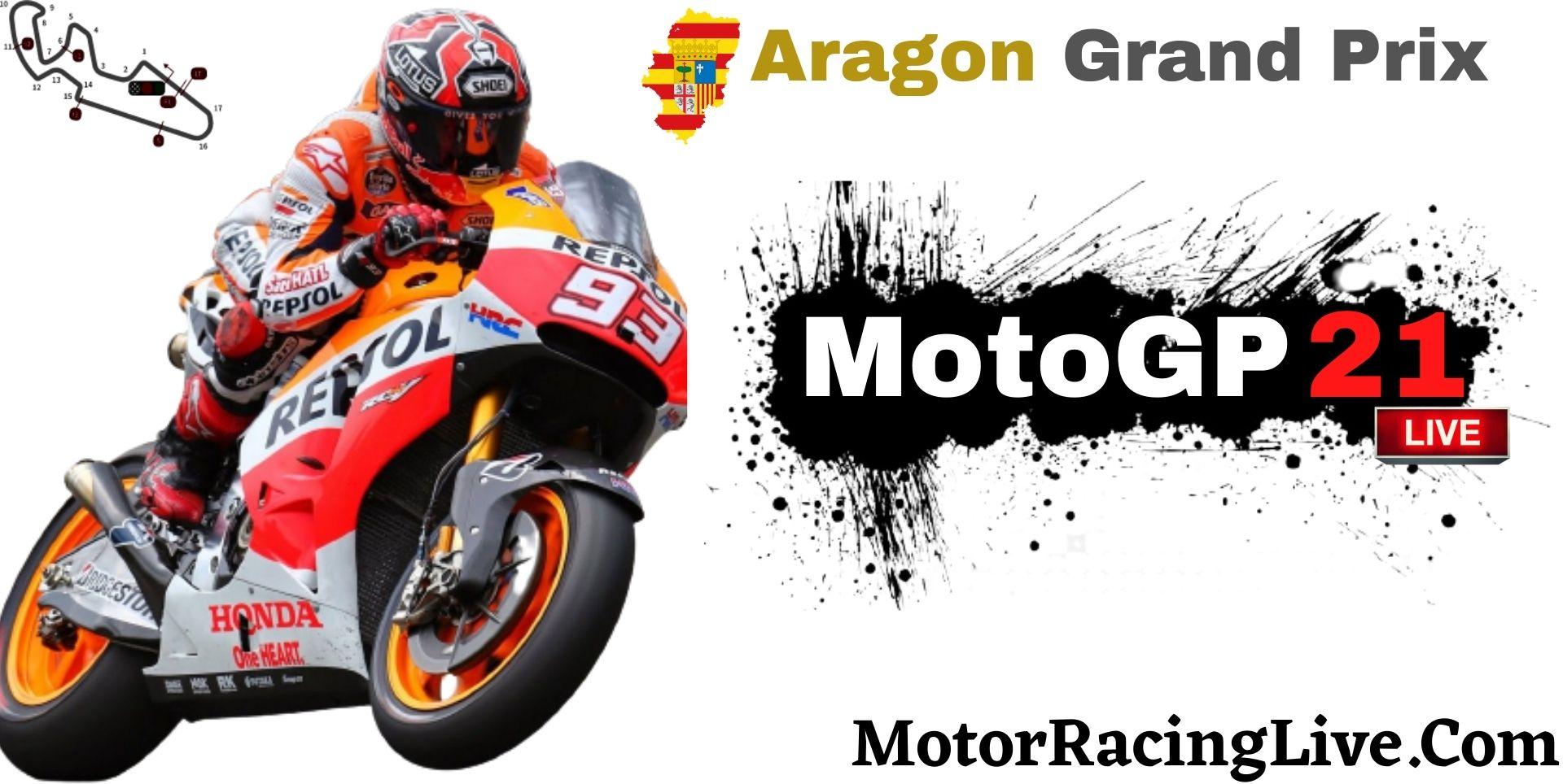 Aragon Grand Prix MotoGP 2021 Live Stream | Full Race Replay