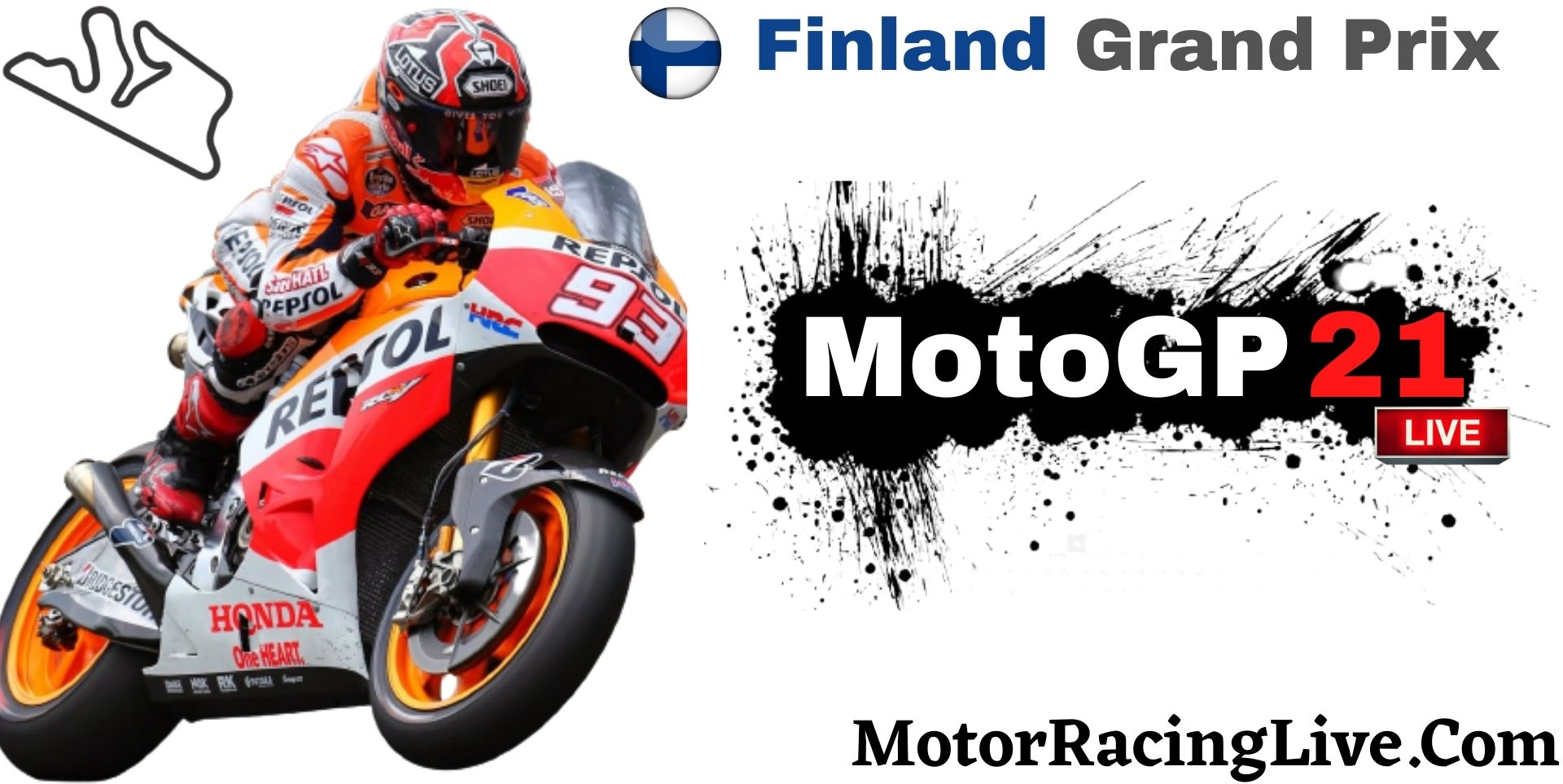 Finland Grand Prix MotoGP 2021 Live Stream | Full Race Replay
