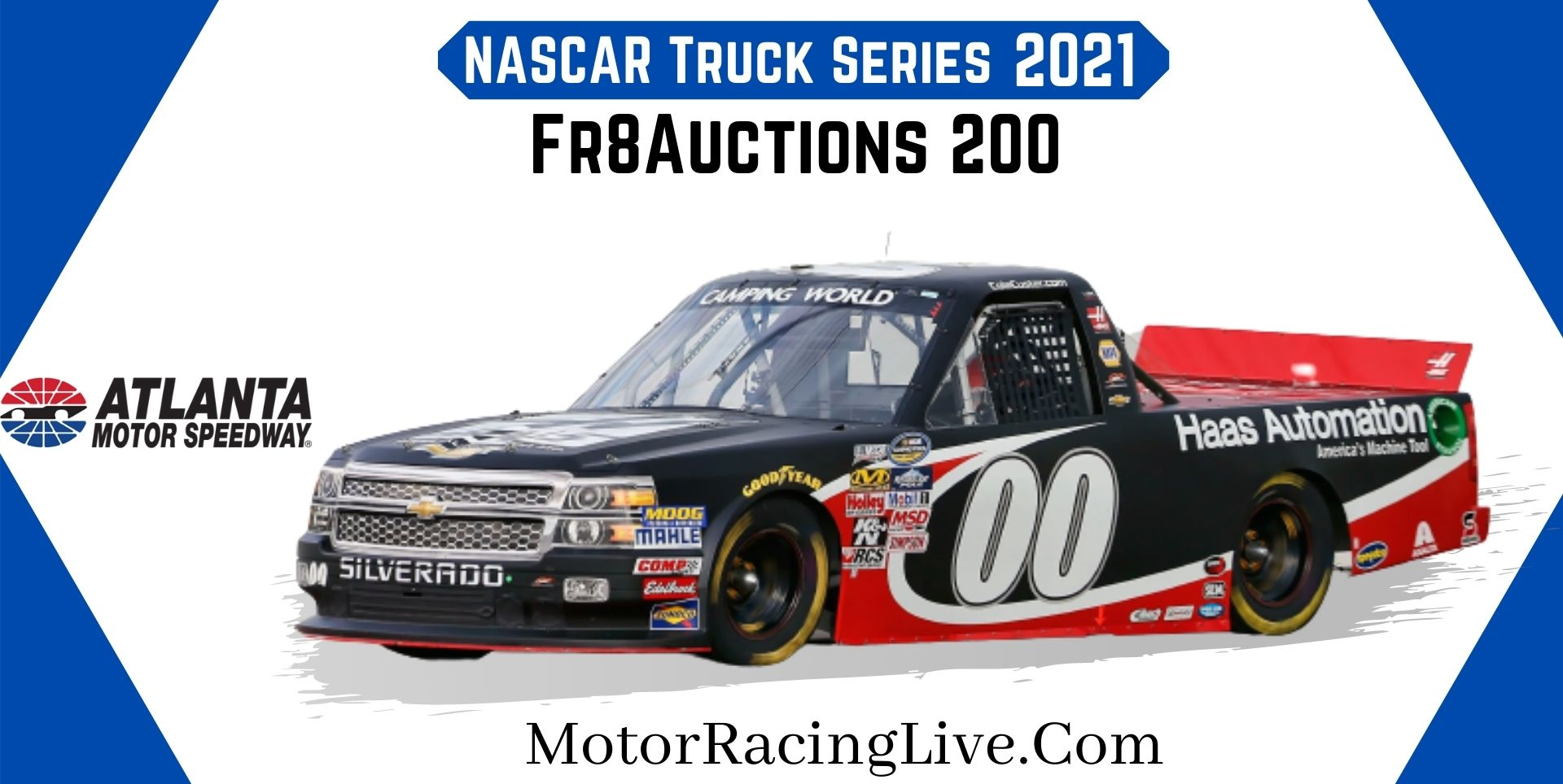 Fr8Auctions 200 Nascar Truck 2021 Live Stream