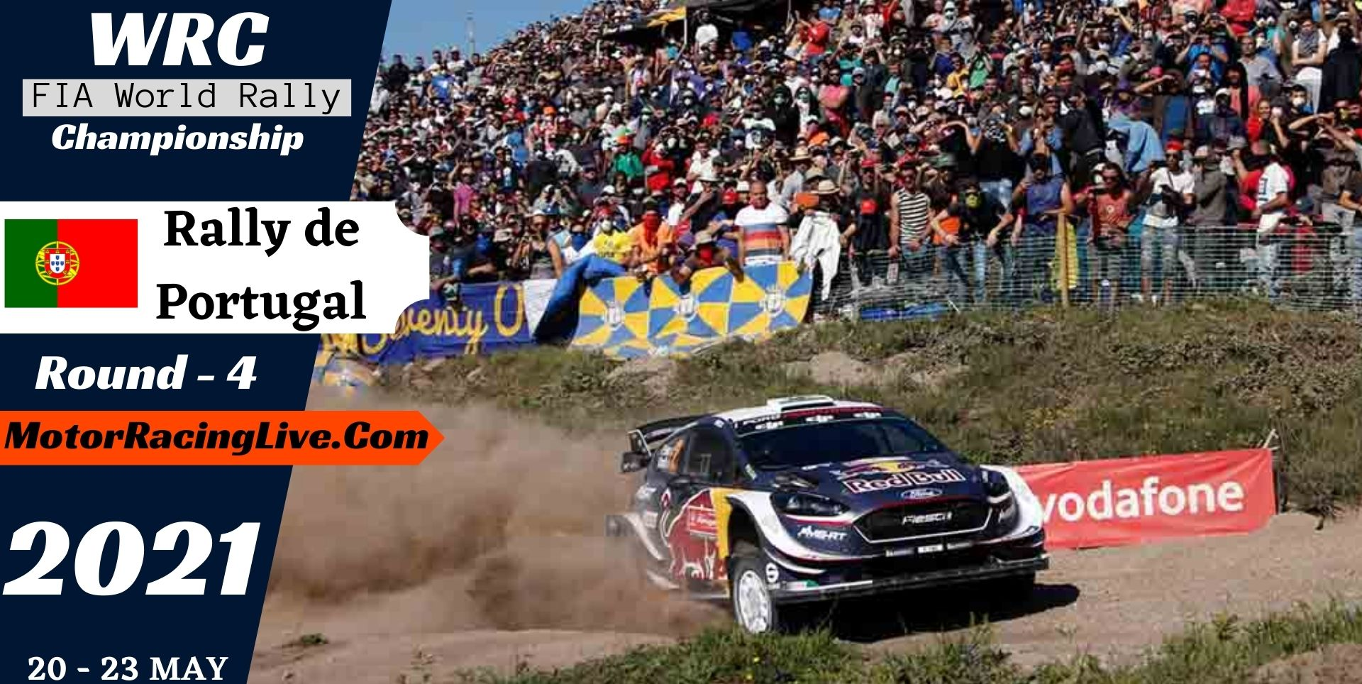WRC Rally De Portugal Round 4 Live Stream 2021