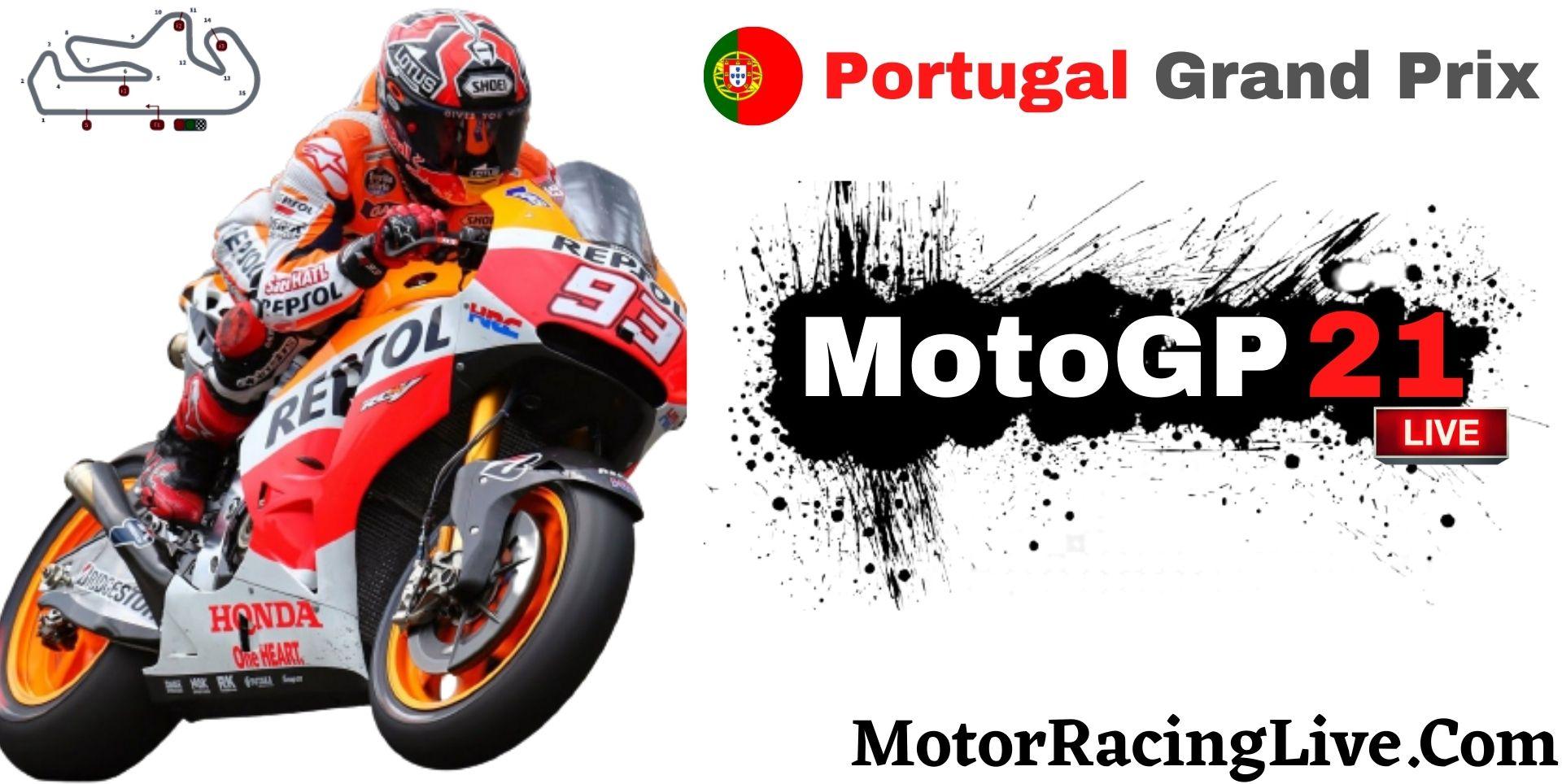 Portugal Grand Prix MotoGP 2021 Live Stream | Full Race Replay