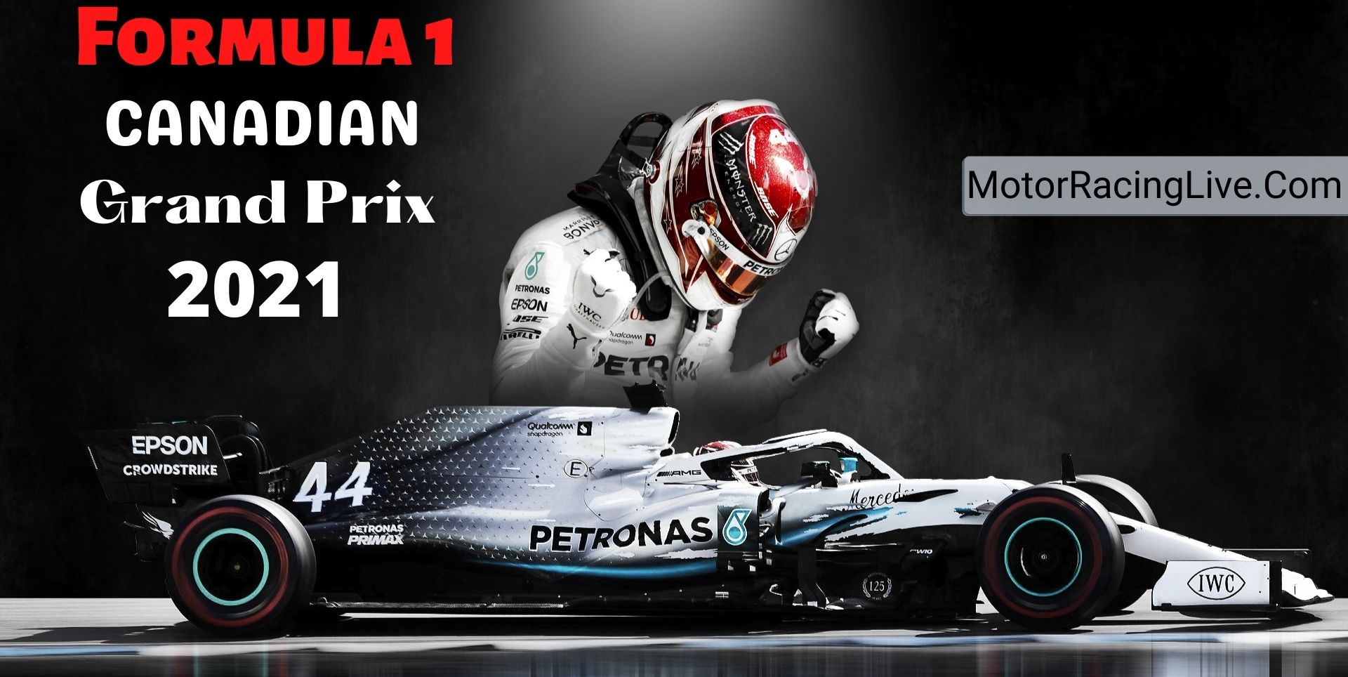 Canadian F1 Grand Prix Live Streaming 2021 | Full Race Replay