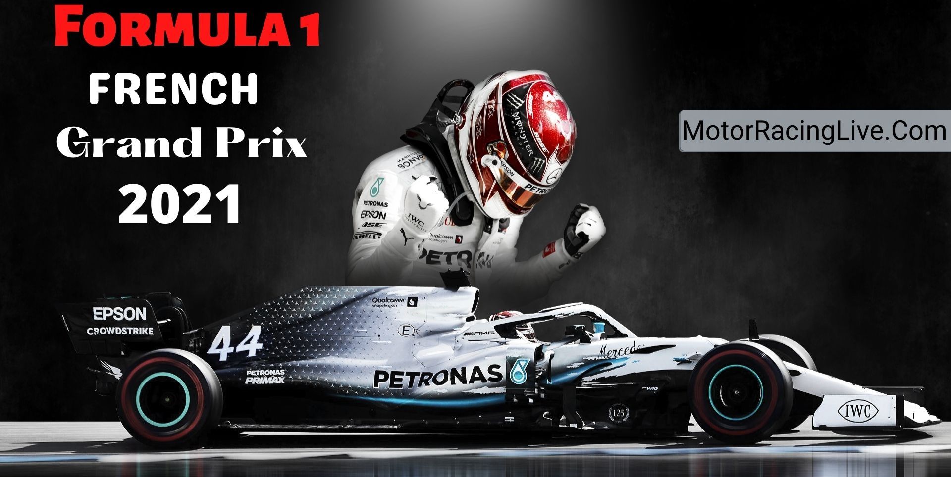 French F1 Grand Prix Live Streaming 2021 | Full Race Replay