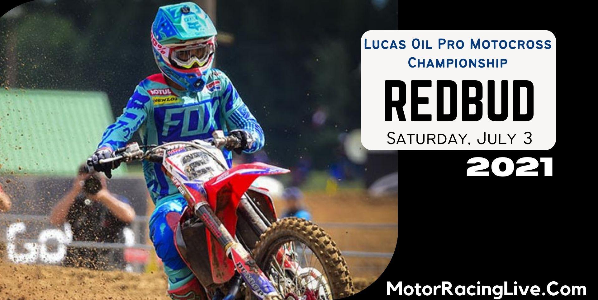 Redbud Live Streaming 2021 | Motocross