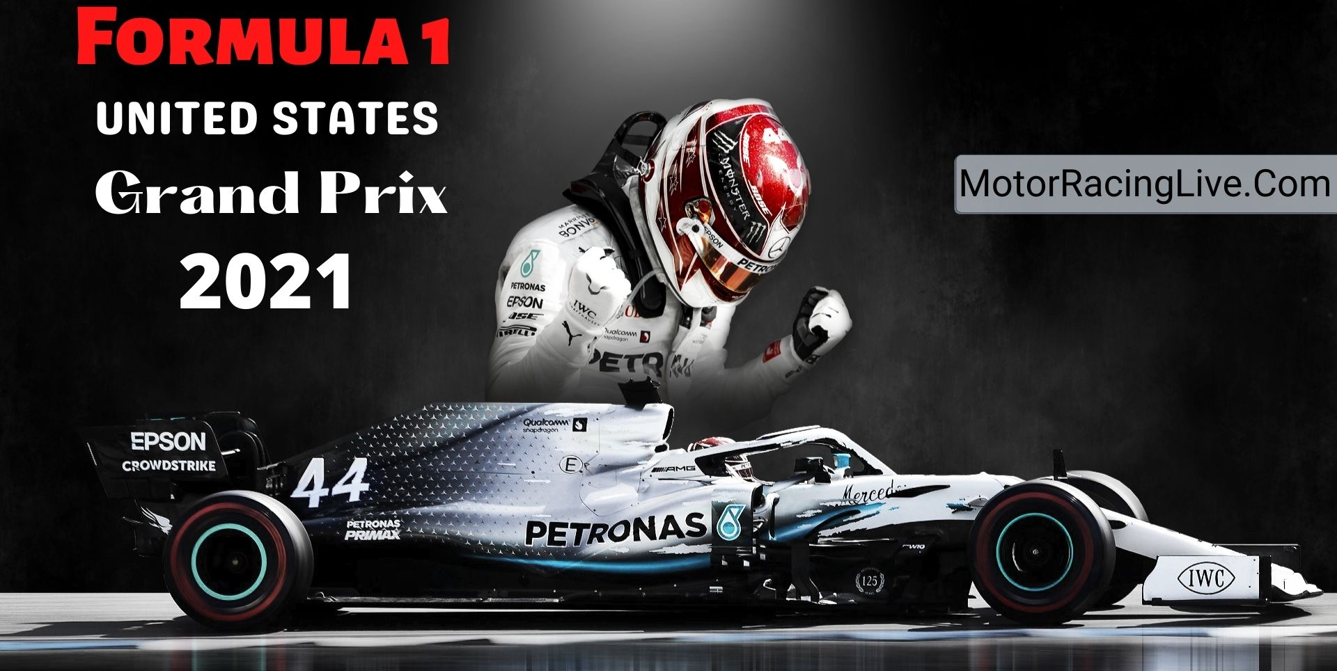 United States F1 Grand Prix Live Streaming 2021   Full Race Replay
