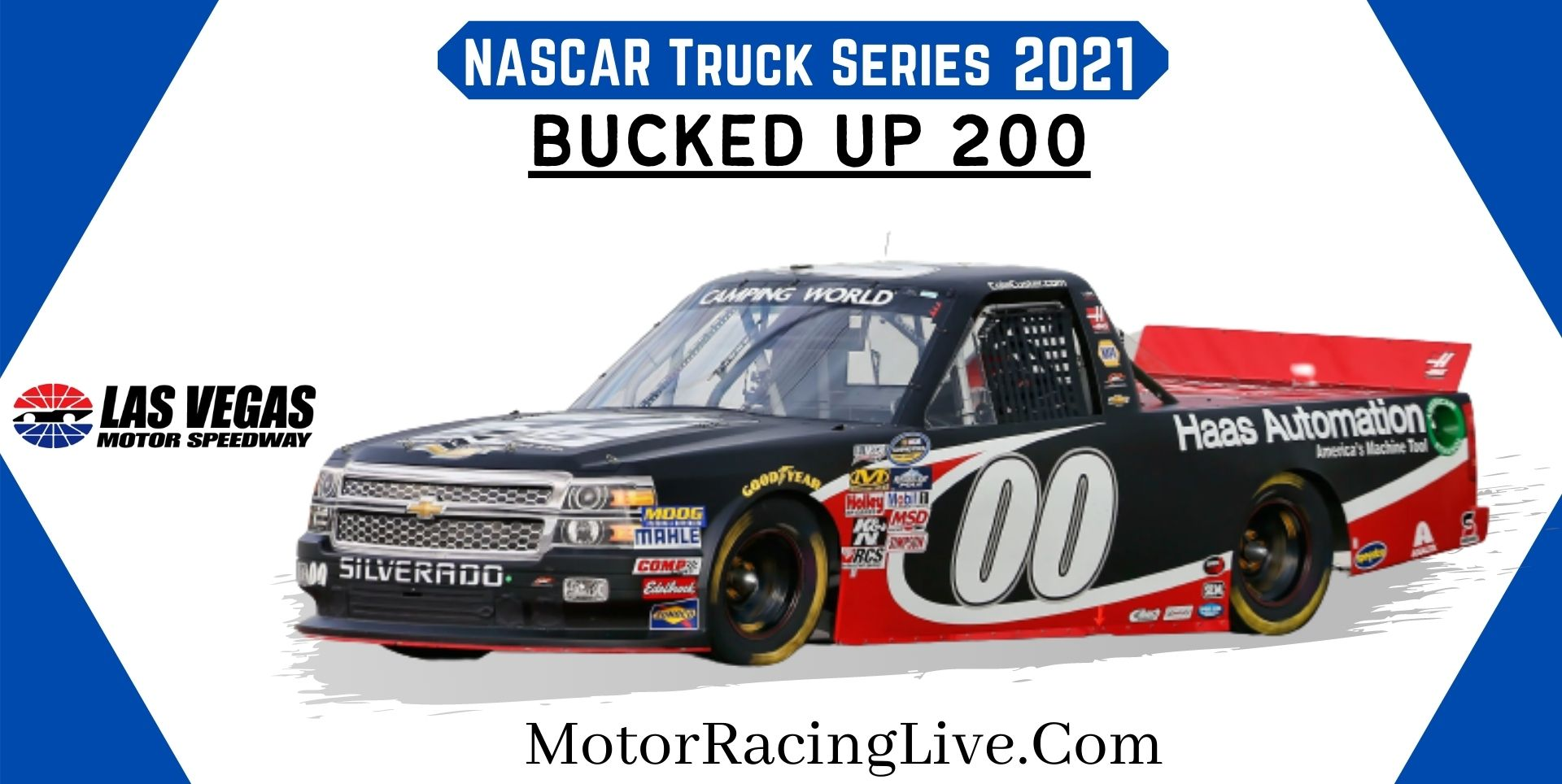 Bucked Up 200 Nascar Truck 2021 Live Stream