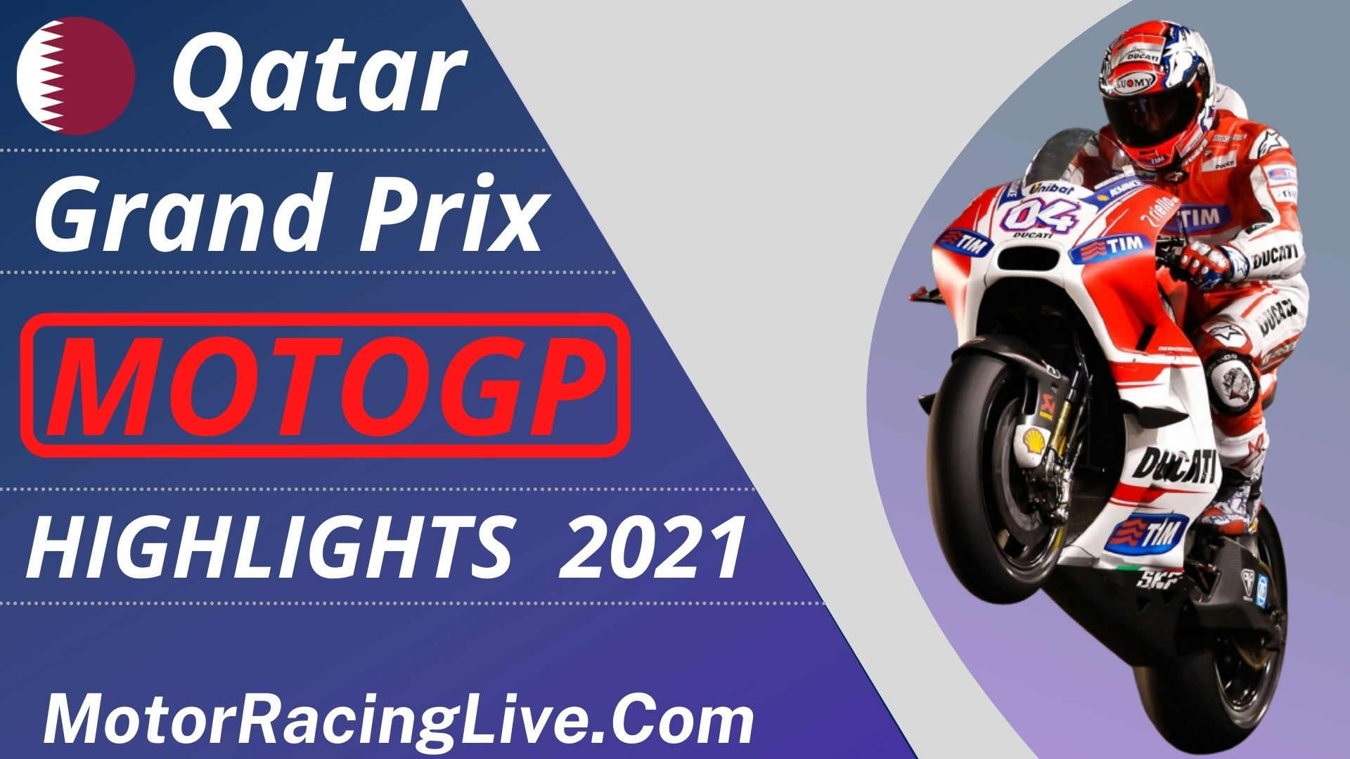Qatar Grand Prix Highlights 2021 MotoGP