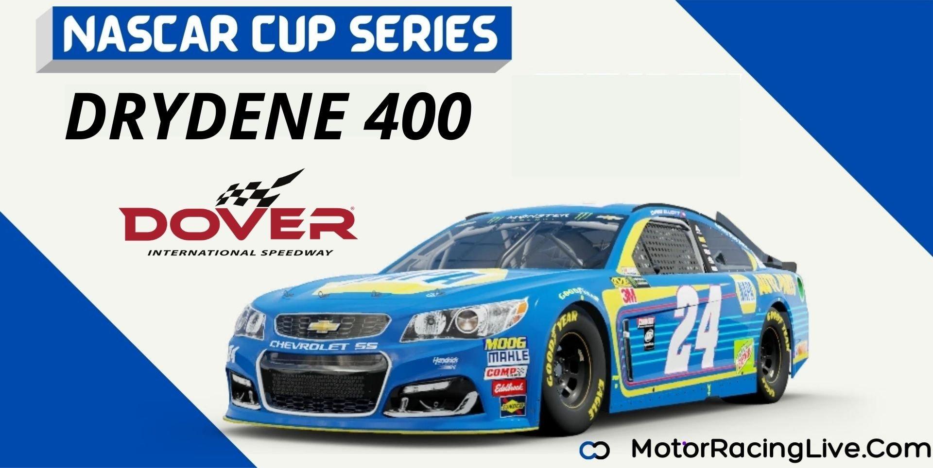 Drydene 400 Nascar Cup Series 2021 Live Stream