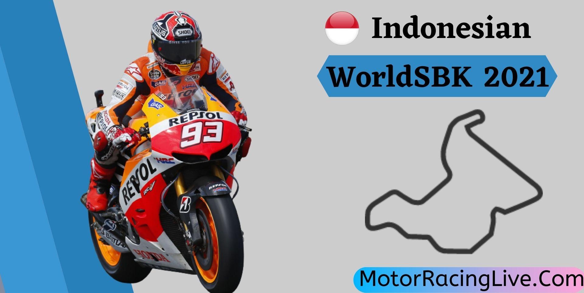 Indonesian WorldSBK Live Stream 2021   Round 12