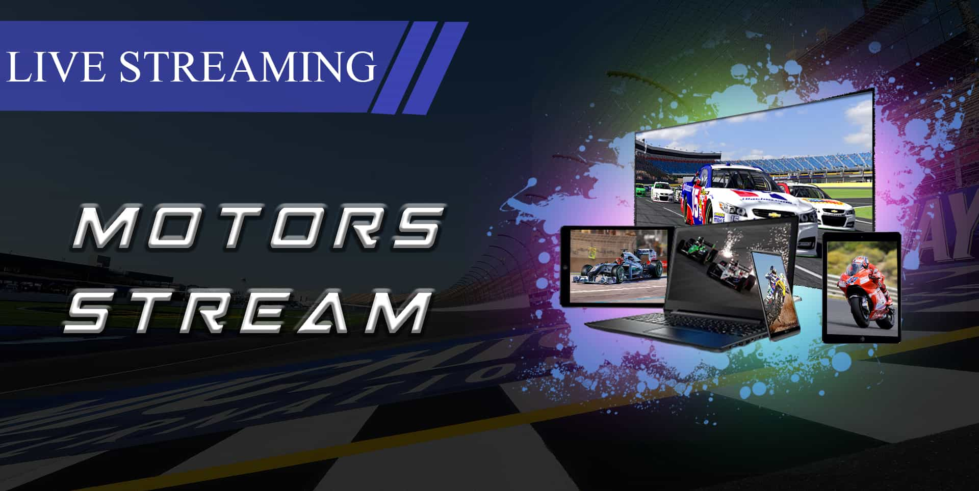 Motors Racing Live Stream 2020 : Schedule , Results & Highlights slider