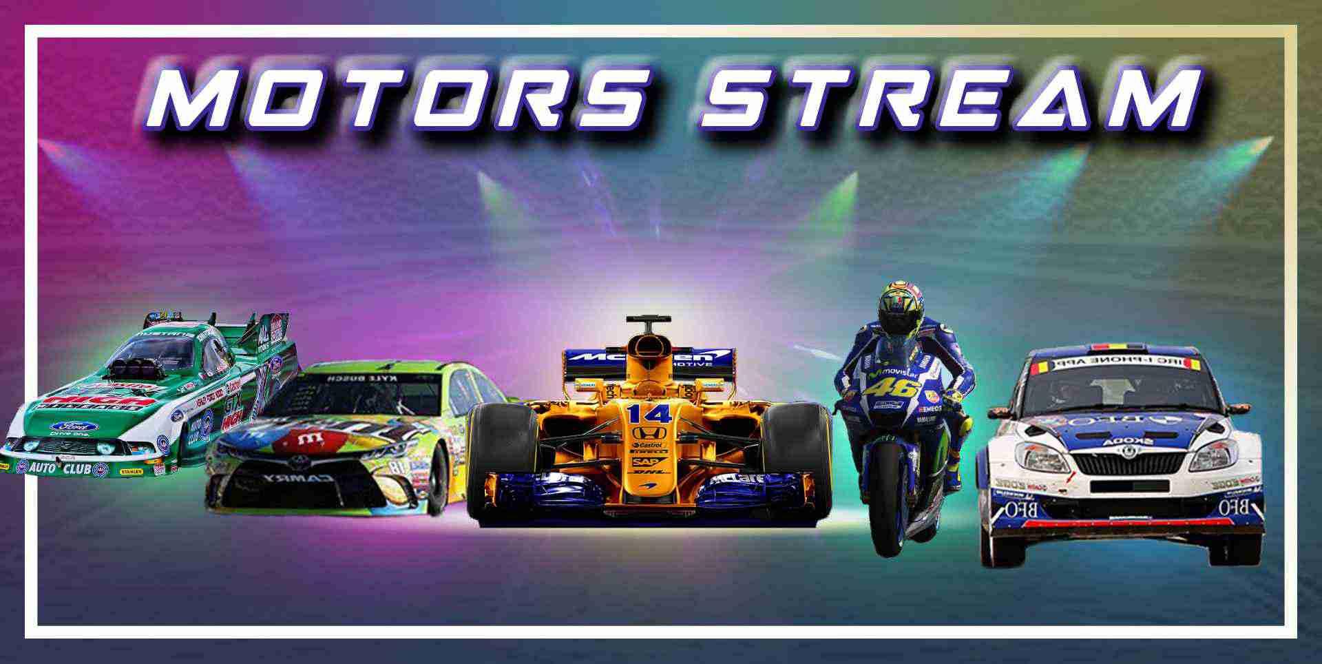 Motors Racing Live Stream 2021 : Schedule , Results & Highlights slider